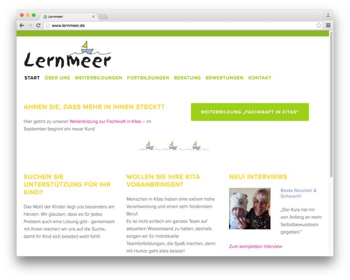Website Hilfe für Selbständige