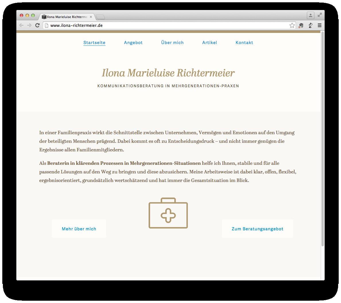 Website Hilfe Für Selbständige Beispiele